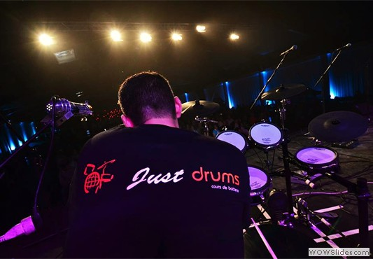 Concert Just Drums Theatro